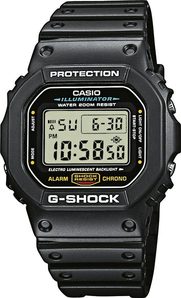 CASIO G-SHOCK DW 5600E-1. Predĺžená záruka. VIP servis. 12 mesiacov na vrátenie