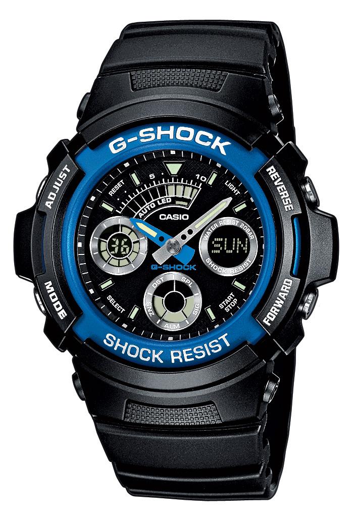 CASIO G-SHOCK G-CLASSIC AW 591-2A