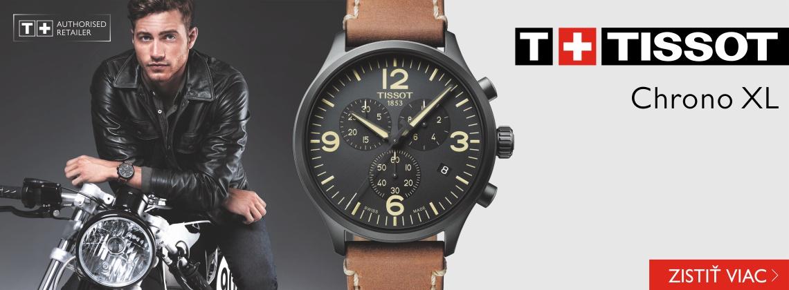 034d194fba Tissot Chrono XL. Previous Next. Pánske hodinky ...