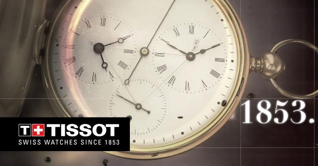 6 tény, amelyet eddig talán még nem ismert a Tissot karórákról