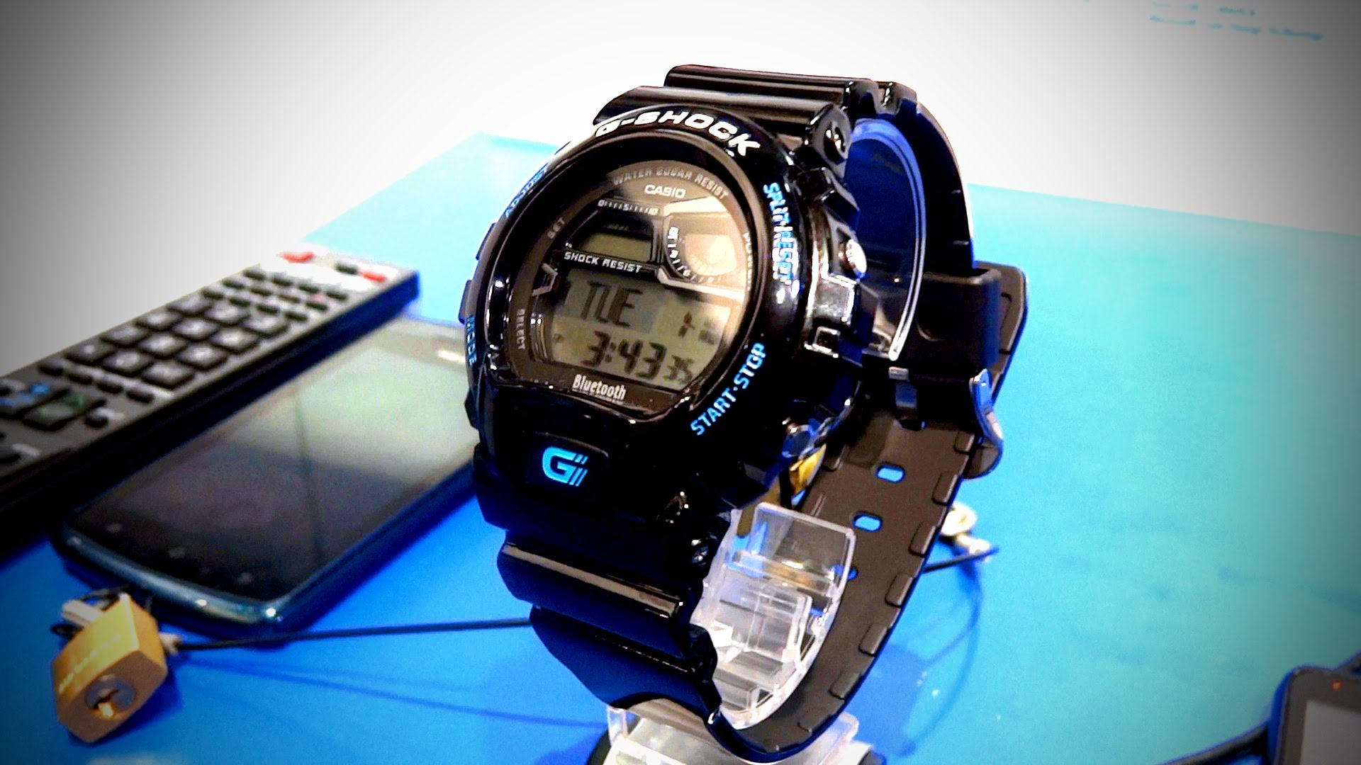 Leto 2012, Casio G-Shock GB-6900