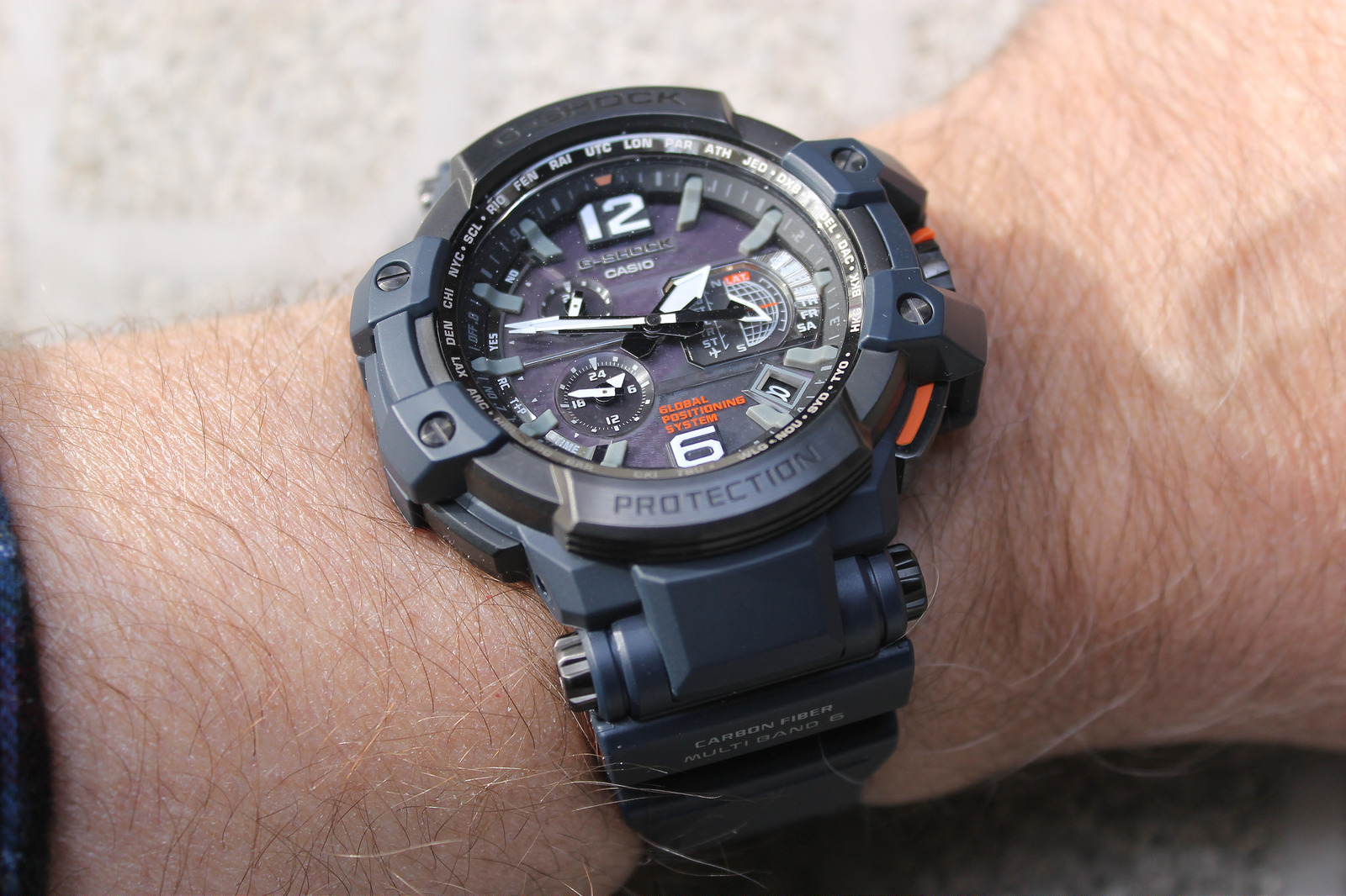 Rok 2014, Casio G-Shock GPW-1000