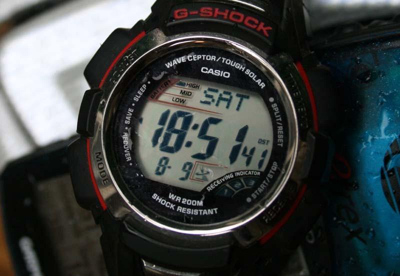 Leto 2002, Casio G-Shock GW-300